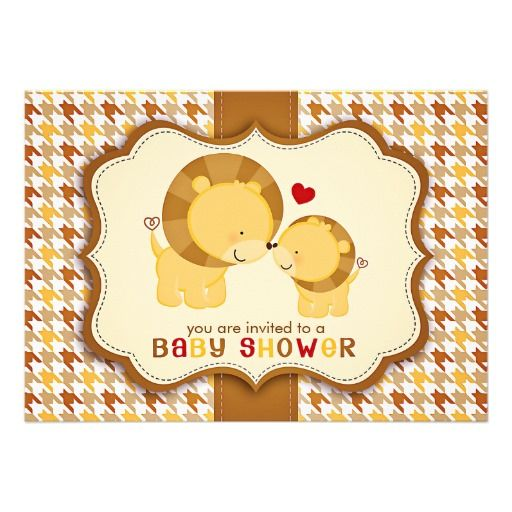 Lion Baby Shower Ideas: 25+ Best Ideas About Lion Baby Shower On Pinterest