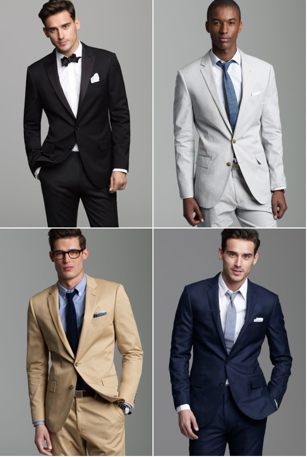 Pretty much want to marry J.Crew... That tux is soo hot!