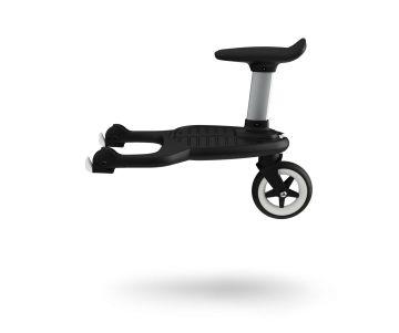 Découvrez davantage à propos de la planche à roulette confort bugaboo sur bugaboo.com. Les accessoires Bugaboo permettent à toute la famille de profiter encore plus des sorties.