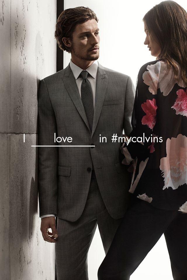 Calvin Klein White Label Unveils Spring Campaign