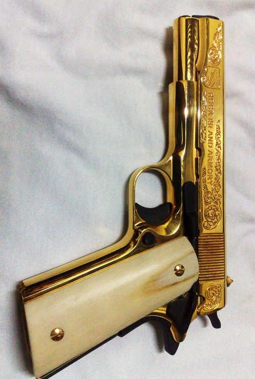Golden gun - http://www.RGrips.com-SR