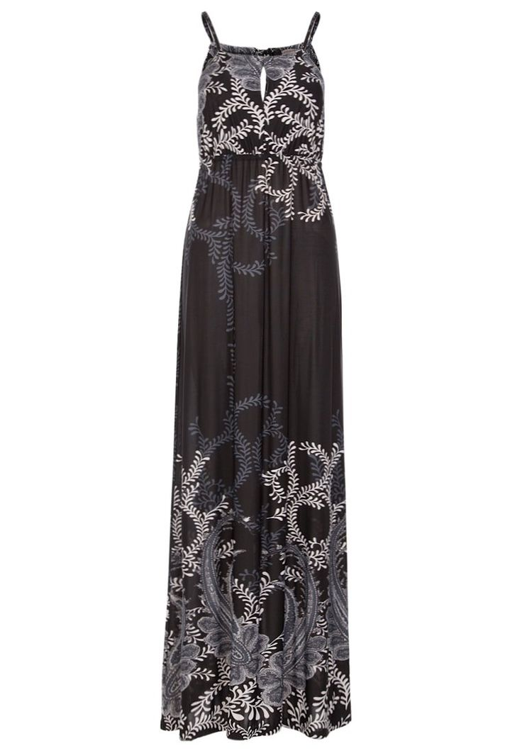 Anna Field Jerseyklänning - black - Zalando.se