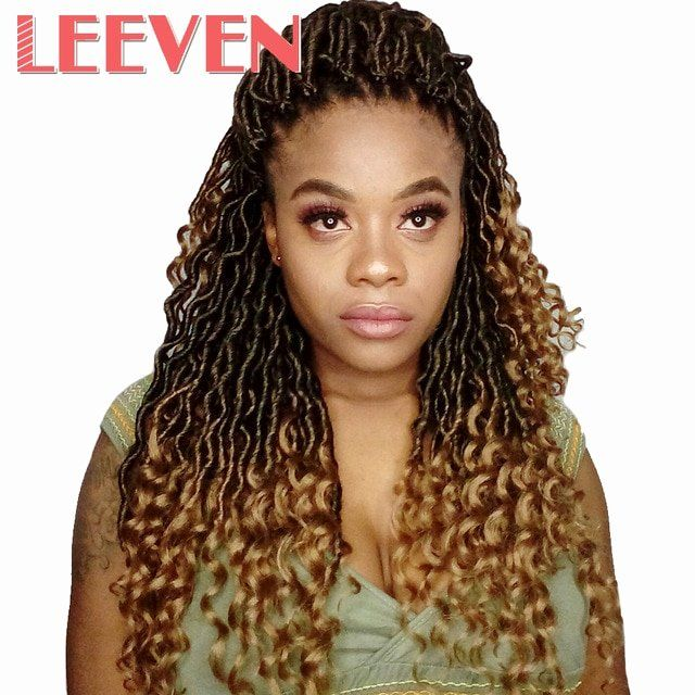 39++ Long faux locs with curly ends inspirations