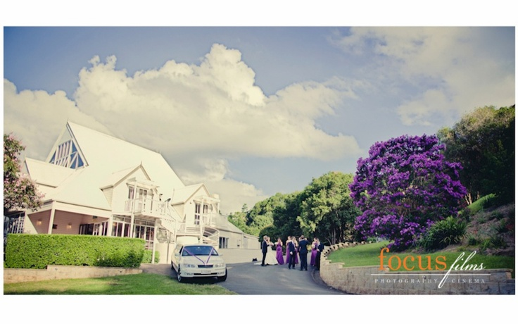 Maleny Manor Wedding Photography | focusfilms.com.au
