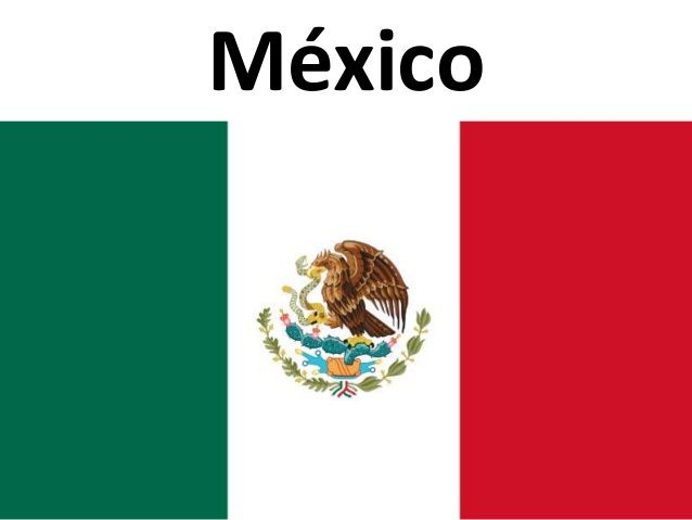 La actual bandera de los Estados Unidos Mexicanos se adoptó desde el 16 de septiembre de 1968. Está segmentada en tres partes iguales, cada una de un color distinto y con el escudo de armas de México en el centro de la franja blanca.