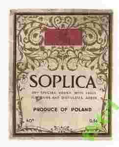 Image result for wódka soplica stara etykieta
