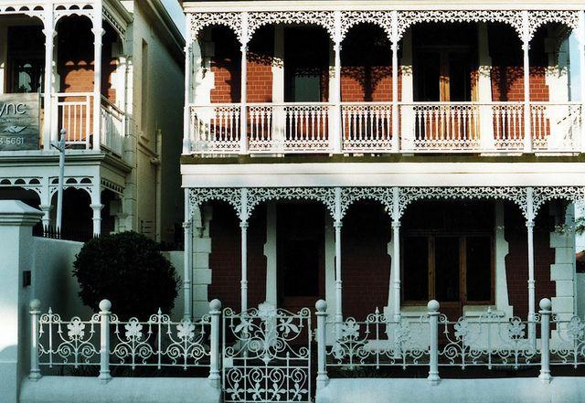 Colonial Berea homes, Durban