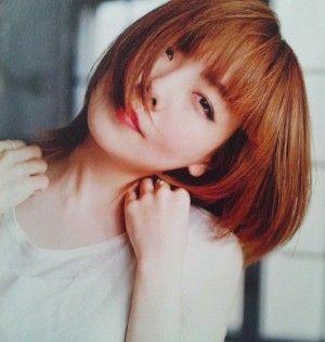重め前髪もポイント♡100%愛されヘアaikoのボブ♡人気のボブスタイルの参考一覧です!
