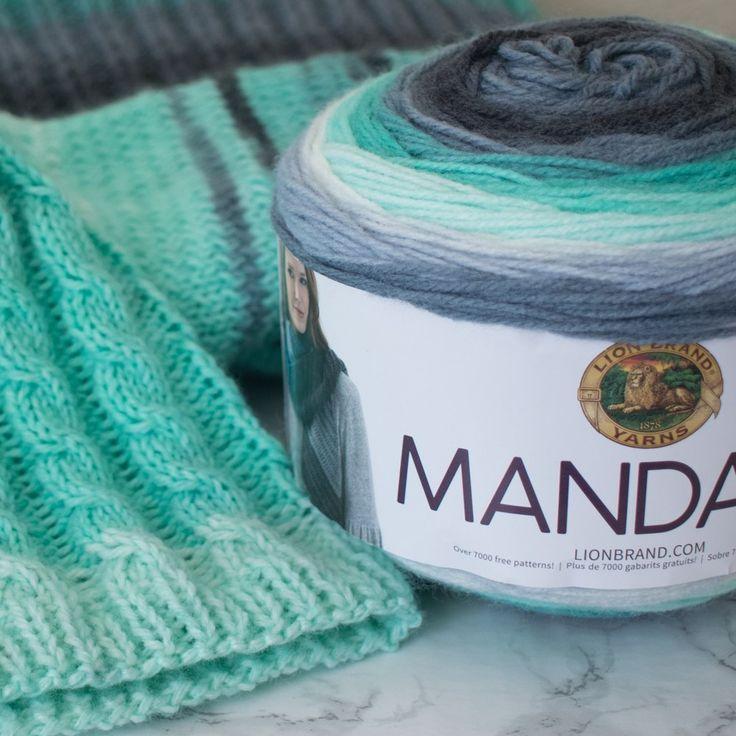 222 Best Knitting Amp Crochet Caron Cakes Mandala Etc