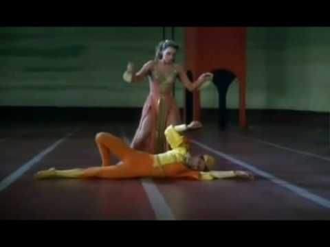Bob Fosse's first choreography to be seen (to my knowledge) in the film Kiss Me Kate. And that's him dancing.