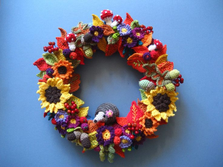 100 Ideas To Try About Crochet Wreaths Wreaths Patterns And Free