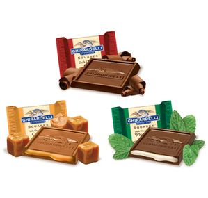 Ghirardelli Chocolate Squares: 120-Piece Box | CandyWarehouse.com Online Candy Store