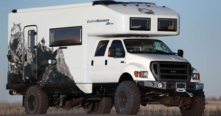10 Incredibly Cool Adventure Campers You Wish You Owned [PICS] - Wide Open Spaces