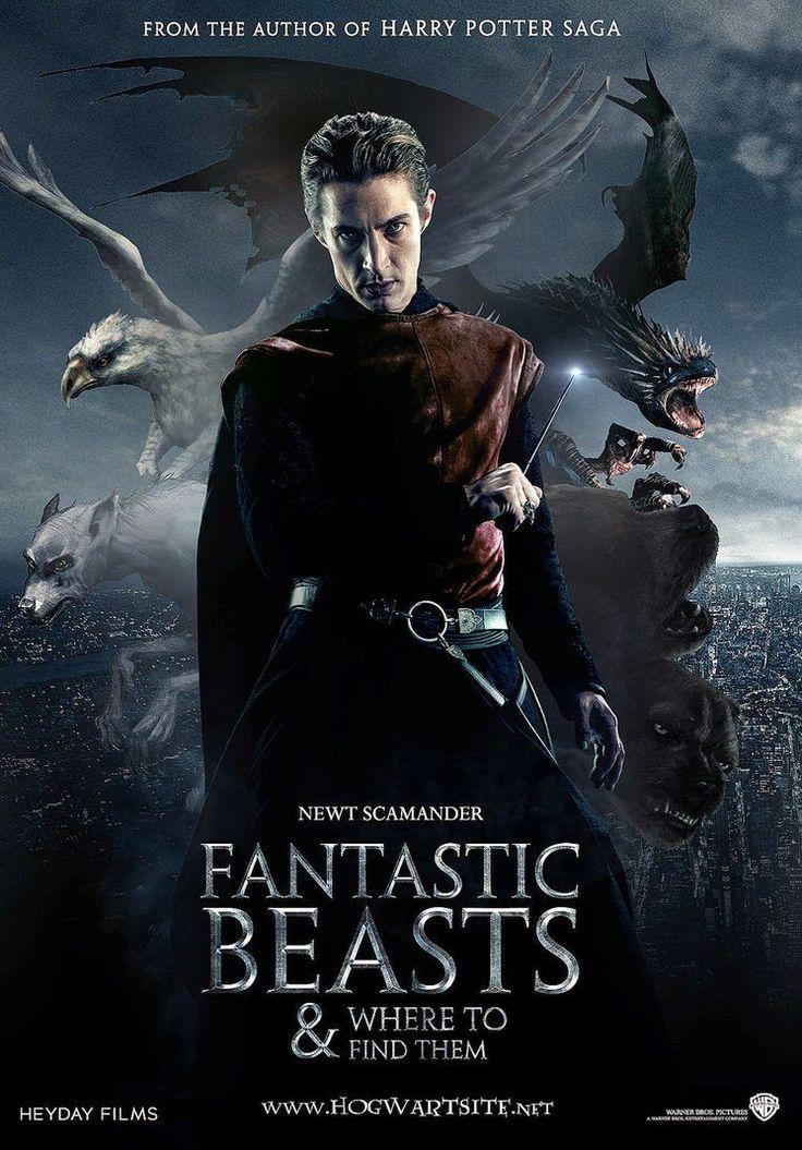 games 2016 Fantastic beasts movie, Fantastic