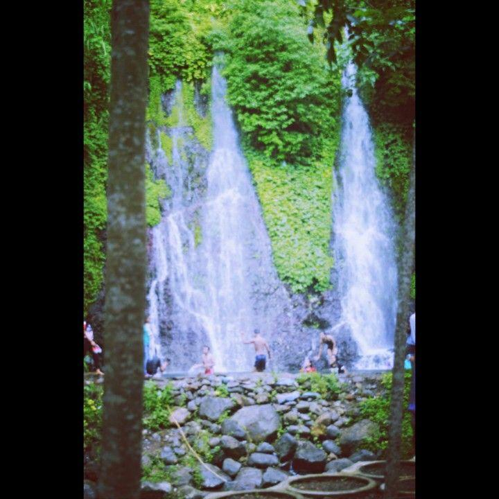 Waterfall in #Banyuwangi #eastjava