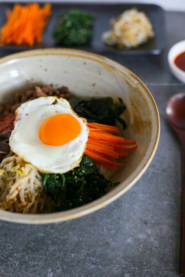 how to make korean rice salad