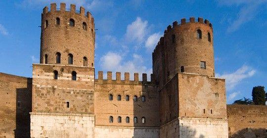 The S. Sebastiano Gate - Museo delle Mura
