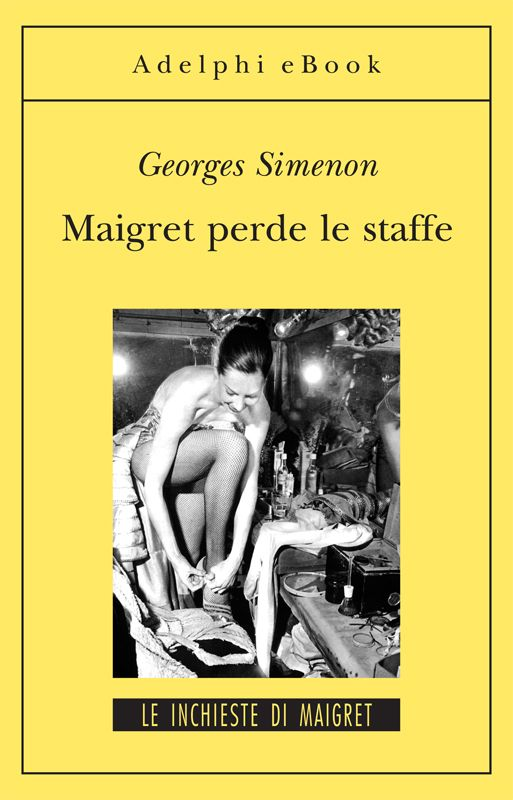 Maigret Perde le Staffe