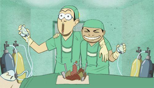 doctores colocados