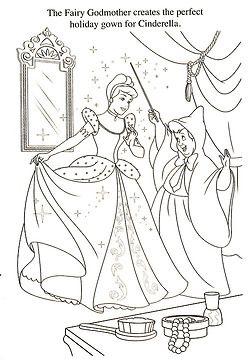 disney belle shoes coloring pages - photo#29