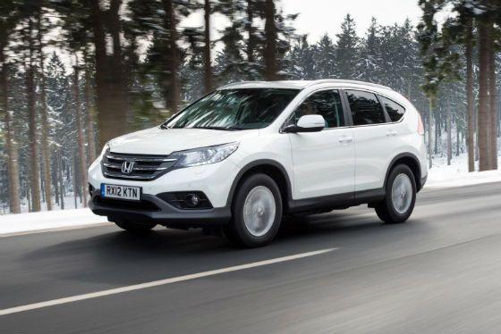 Top 10 SUV giá rẻ tốt nhất năm 2014
