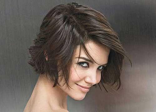 30 Penteados para cabelos curtos e lisos: Fotos e Tutoriais!