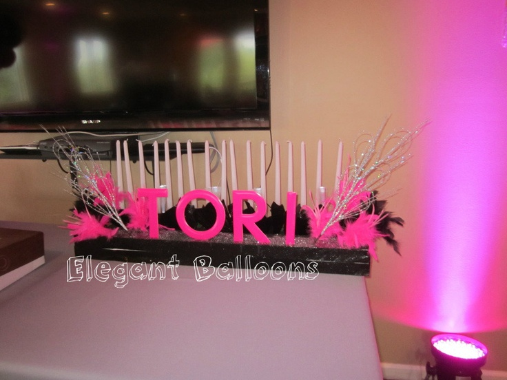 sweet 16 candle board: 16 Ideas, Sweet 16 Candles, Dana S Party'S, 16 Bday, Brooke Sweet, Year, Parties Ideas, Bday Theme, 16 Año