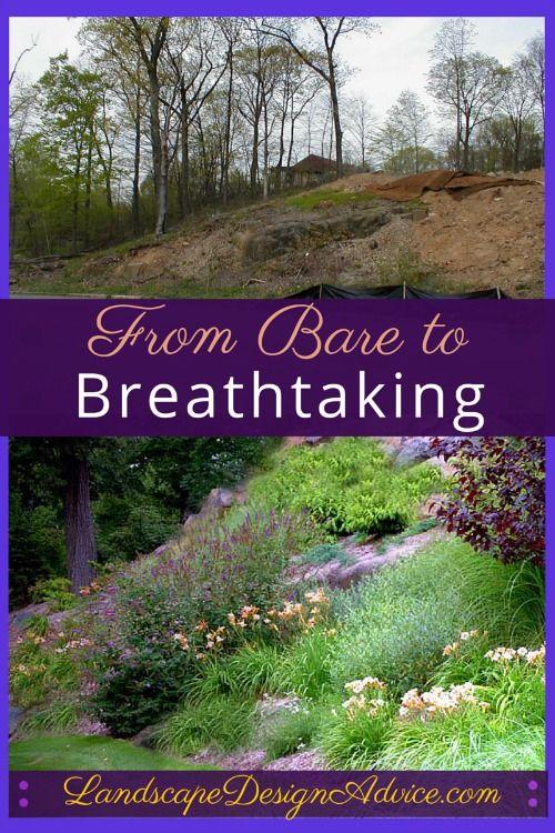 Best 25 landscaping a hill ideas on pinterest backyard for Help me landscape my front yard
