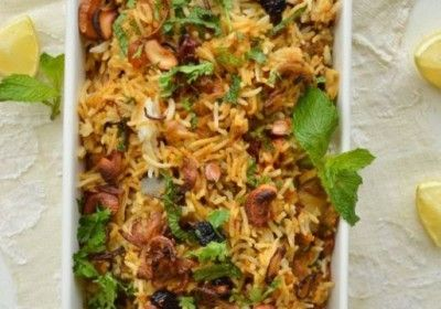 मशरूम पुलाव बनाने की विधि  ##MushroomPulao #Mushroom #Pulao #IndianFood #IndianRecipe #Foodie #RecipeBowl