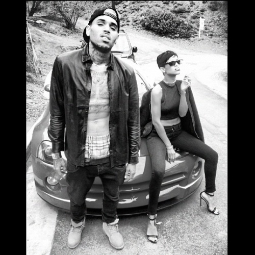 "Nobody's Business - ""Thug Life""  Chirs Brown& Rihanna"