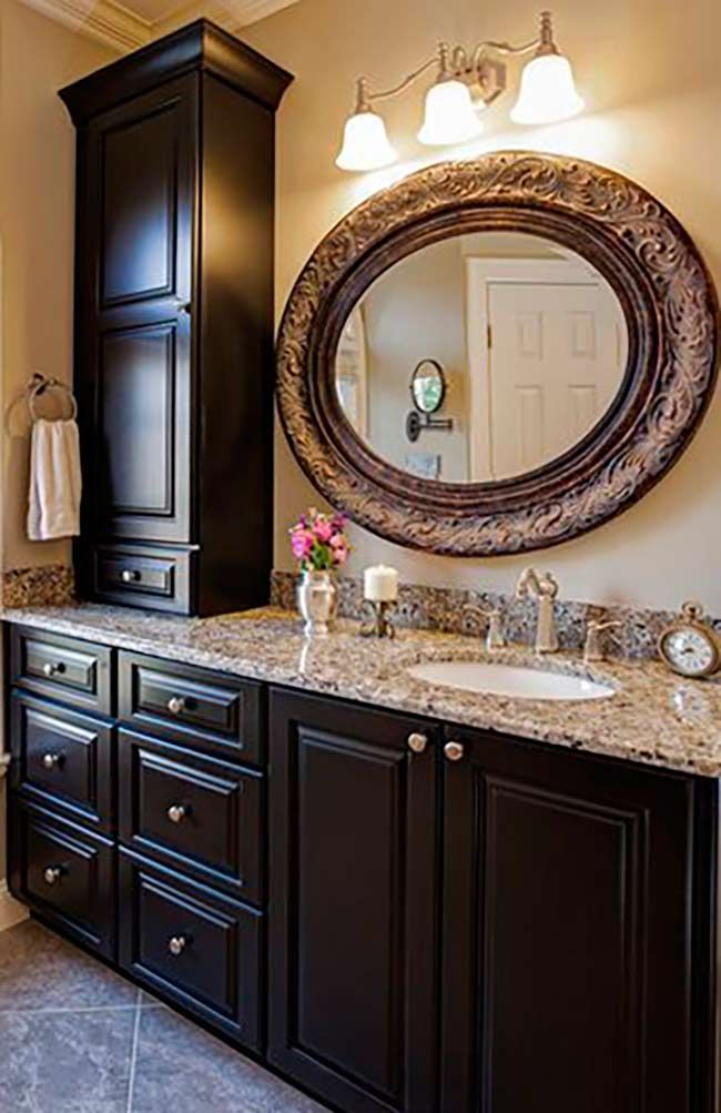 6 Timeless Traditional Bathroom Ideas Houseminds Traditional Bathroom Traditional Bathroom Vanity Simple Bathroom