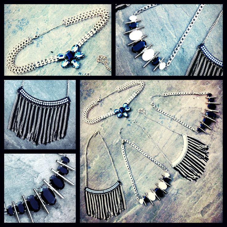 Monochrome jewels, TIQUE