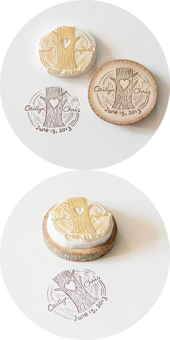 "we are loving these stamps by ""this is just to say"" stamps I like the use of the stamp on the wedding favors"