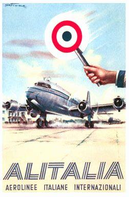 md80.it • Leggi argomento - Alcune vecchie pubblicità Alitalia