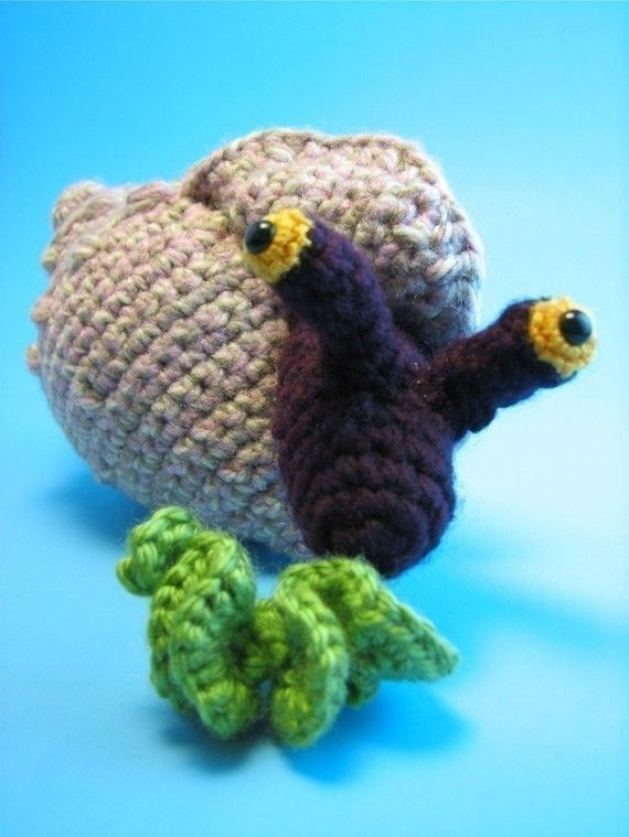 Hey, I found this really awesome Etsy listing at https://www.etsy.com/listing/61783775/conch-snail-amigurumi-pdf-crochet