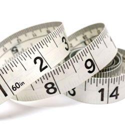 Paper Foot Measuring Gauge For Measuring Kids Feet At Home