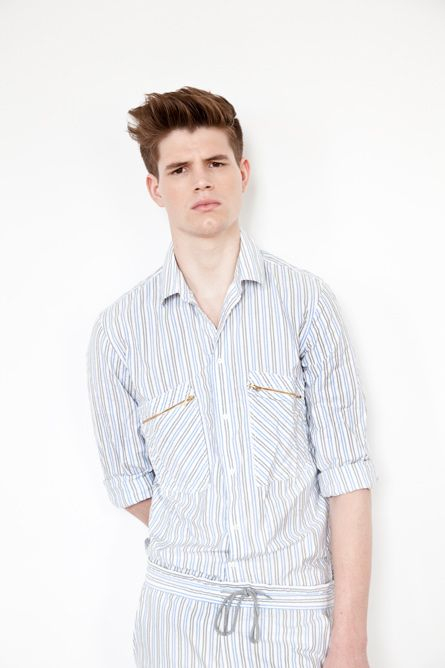 MEN S/S 12 | U CLOTHING