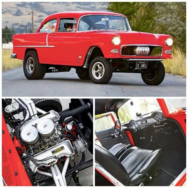 1000 Images About 1951 To 1959 Carz On Pinterest: 1000+ Images About Gassers & Street Freaks On Pinterest