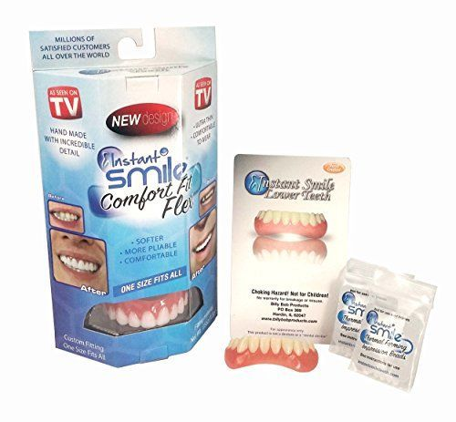 Do you feel insecure about your #smile? Does your smile need a quick and inexpensive makeover? Now you can have your own #teeth whitening system! Unlike dentures,...