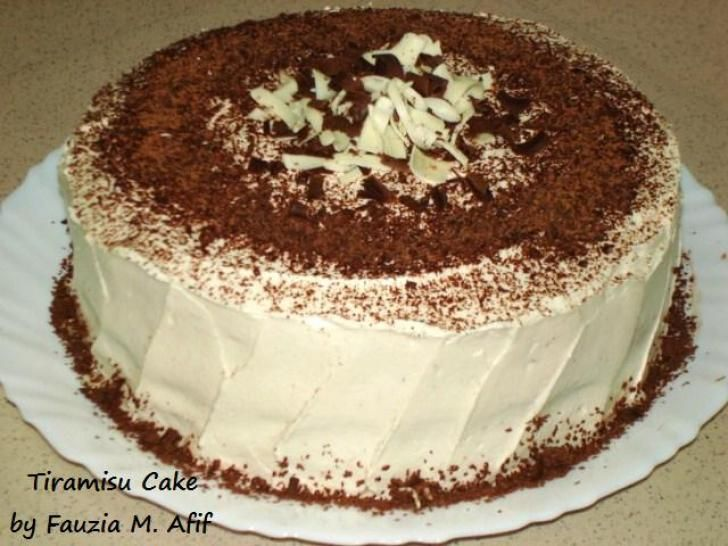 Eggless Moist Chocolate Cake Fauzia