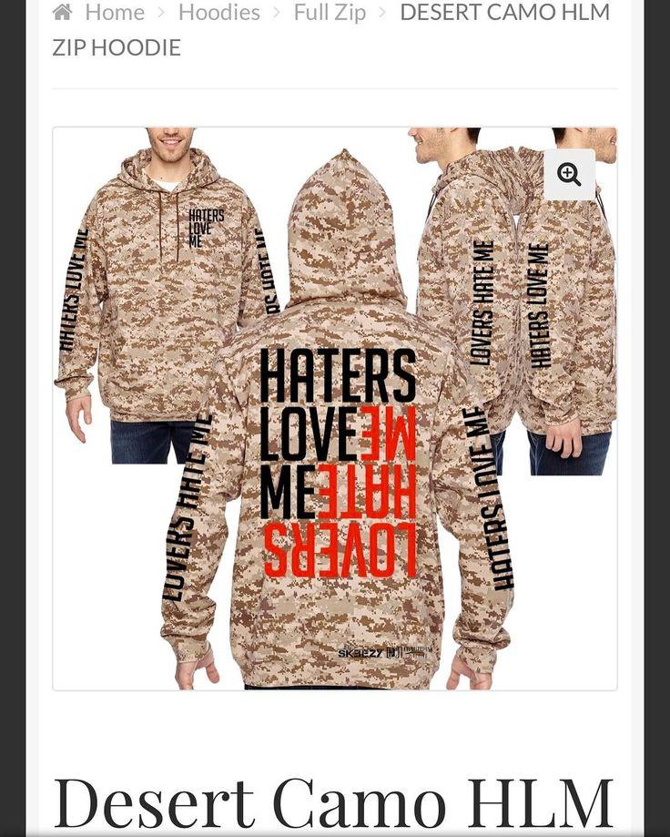 On presale now! www.hatersloveme.com