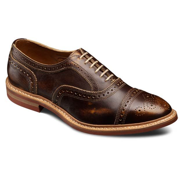 View Allen Edmonds Deals How to Use Coupons and Codes. How to use Allen Edmonds coupons and promo codes: Click on the shopping bag to see the summary of your order. Enter one of the promo codes below in the labelled field. Click APPLY to see your discount and continue checkout.
