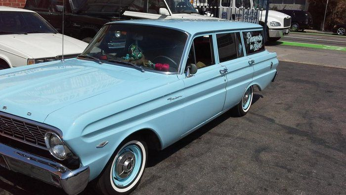 Classic 1964 Ford Falcon For Sale 2250381 14 Santa Monica California 1964 Ford Falcon 4 Door Wagon Sweet Old Clean Ca Ford Falcon Cars For Sale 1964 Ford