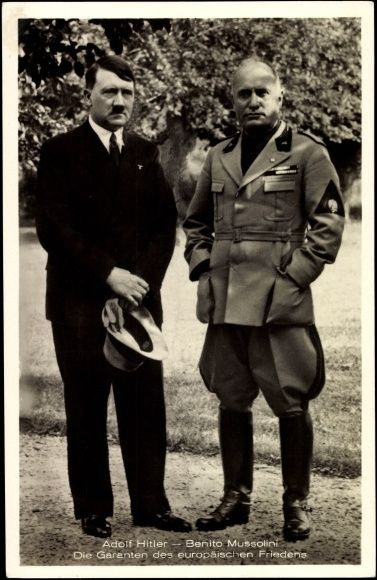 Adolf & Benito
