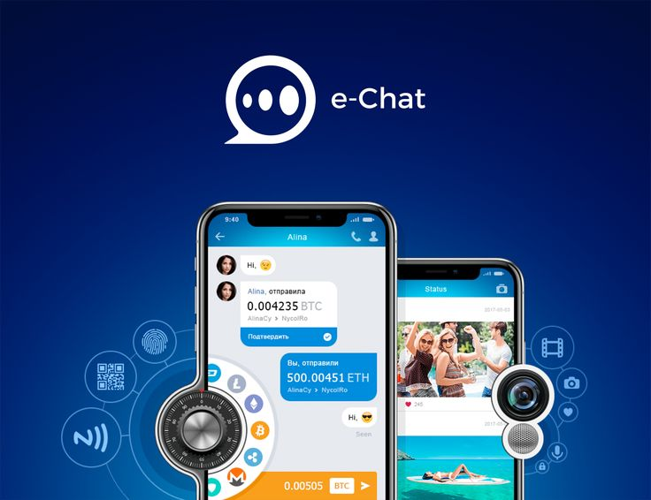 e-Chat ICO Review  #eChat #eChatICO #ICO #Token #ERC20 #Ethereum #ETH #Decentralized #Encrypted #Messenger #DecentralizedMessenger #Crypto #Cryptocurrency #Wallet #SocialMedia