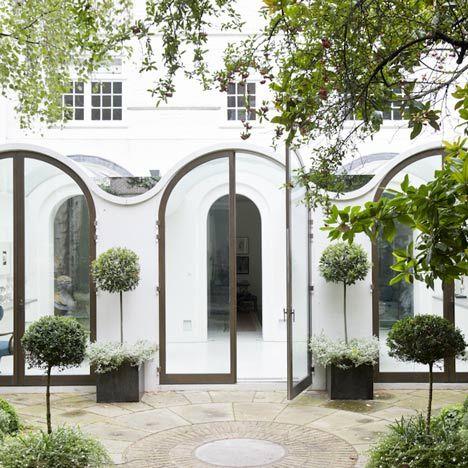 Love the doors ... Andy Martin Associates