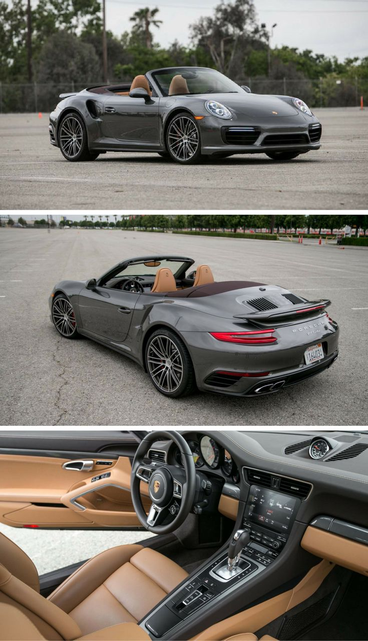 2017 porsche 911 turbo cabriolet first test the ultimate socal car