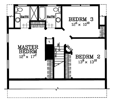 29 best dormers images on pinterest floor plans dormer for Cape to colonial conversion plans