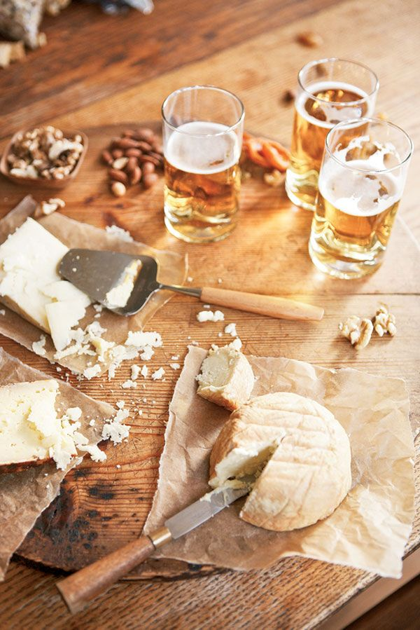 Pairing Cheese and Beer