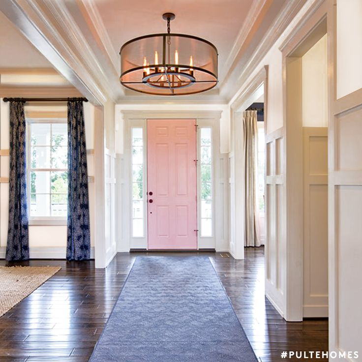 30 Eye Catching Entryway Benches For Your Home: Your Front Door Sets The Tone Of Your Home. An Eye